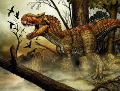 T - Rex by SeanE