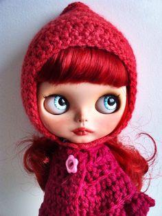 "Custom Ooak Blythe doll ""Carole"" by Shyna98 Cococinnelle.   eBay"