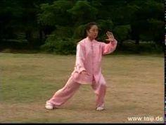 Aprender movimientos de Tai Chi