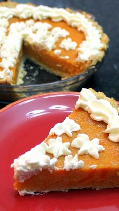 Scratch Sweet Potato Pie/Shortening Pie Crust Recipe