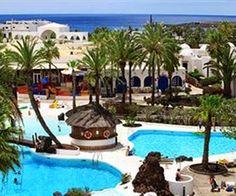 Escapada de Otoño al H10 Lanzarote Gardens con el 1er Niño Gratis y el 2o con un 50% de Descuento desde 63 Euros la Noche