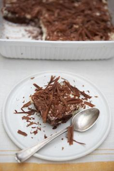 Inspired by classic tiramisu, this version uses homemade chocolate sponge for the base instead of sponge fingers, and has white chocolate in the mascarpone to add a lovely sweetness. With all that extra chocolate, it's a guaranteed good one for the girls.