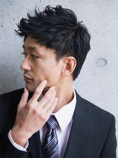 メンズ・髪型、ツーブロックのお勧めソフトモヒカン10選その2 | 髪型 メンズヘアスタイル総合情報 B-cafe´