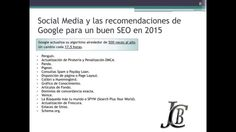 Presentacion eCommerce & Social Media 2015