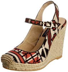 Bertie Women's Catalina Slingbacks: Amazon.co.uk: Shoes & Accessories