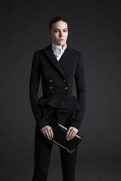 McQ Alexander McQueen Review | Fashion Week Fall 2013 | POPSUGAR Fashion