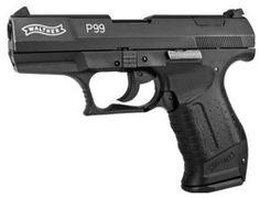 Fajny pistolet Walther P99
