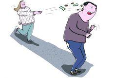 Venstrefløjen forveksler medmenneskelighed med penge   Information