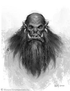(15) Tumblr Warcraft Film, Warcraft Orc, Character Concept, Character Art, Concept Art, Character Design, High Fantasy, Fantasy Rpg, Fantasy Inspiration