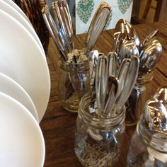 Casual flatware holders - at World Market