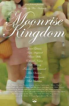 Moonrise Kingdom Film Poster