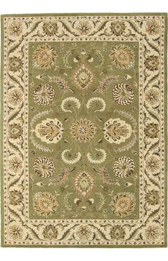 nuLOOM Hand Tufted Wool Gloria Area Rug | Contemporary Rugs