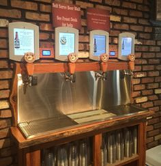 mybeerbuzz.com - Bringing Good Beers & Good People Together...: Roscoe Brewing Company Adds Self-Service Beer Taps...