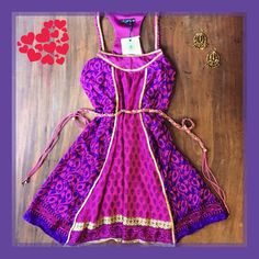 Vestido Hippie rome