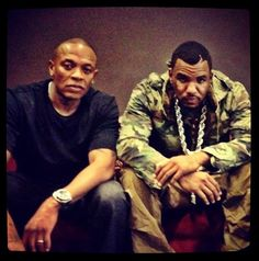 Dr. Dre & The Game