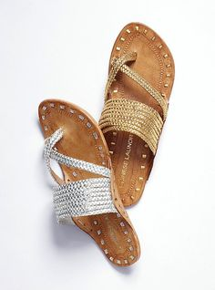 Braided Sandal - Chinese Laundry® - Victoria's Secret <3