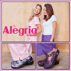 Look no further than the Keli or the Classic by #AlegriaShoes if you are looking for a comfortable, secure, and protective workshoe with a cute flair that comes in a variety of patterns and colors. Find them now on ClogsAndShoes.com. #casual #comfortable #womensfashion #womensshoes #scrublife #nurse #nurselife #nursing #fashionblogger #fashion #fashioninspiration #bosslady #bossbabe #cuteshoes #hairdresser #teacher #cook #waitress #cute #lookbook #Alegria #outfitoftheday
