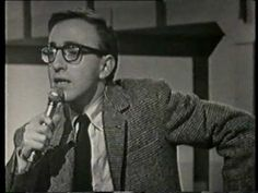 """Woody Allen is a master story teller.  If you've never seen/heard his stand-up, you're missing out… """"I shot a moose…""""  Classic."""