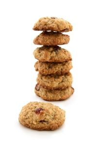 Dr. Mike's Power Cookie recipe from the 17 Day Diet.  Be careful...they are super yummy!