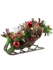 Christmas Centerpieces | Balsam Hill #MyBalsamHillHome
