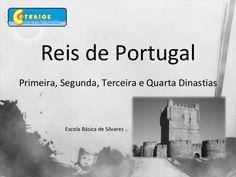 Reis e dinastias portuguesas.