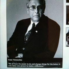 Holocaust survivor inspirational quote