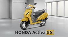 Honda Activa 5G, Activa 5G price, Activa 5G colors, Activa 5G features, Activa 5G images, Activa 5G specification, Activa 5G mileage Honda Scooter Models, Honda Scooters, Honda Bikes, Scooter Price, Tubeless Tyre, Performance Engines, Image Model, Seat Storage, Flat Tire
