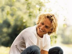 """Which Heath Ledger character would you date? I got Patrick Verona!  """"You're caring and compassionate, but also stubborn, just like the high school hottie Patrick. You are immediately smitten for the foreign guy with the accent. You also like the guy who seems like a badass, but really is a sweetheart. It also helps that he'll break the law just to sing to you!"""" <3"""