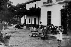 Casa de verano de la familia García - Lorca en la Huerta de San Vicente (Granada)