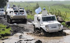 Future Forces News Flash: A U. security adviser attending the conference will examin Israeli defense technologies for U. The Peacekeeper, United Nations Peacekeeping, Top Stories Today, Defence Force, Armored Vehicles, Armed Forces, Military Vehicles, Rebel, Monster Trucks