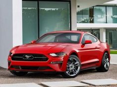 2018 ford mustang side view. 2018 ford mustang pony package side view