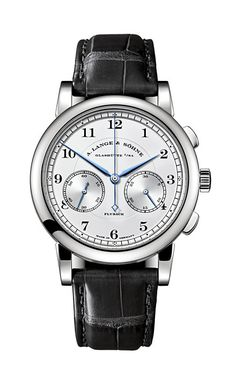 A.Lange & Söhne 1815 Chronograph. I dare you to find something wrong with this watch.