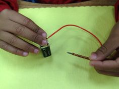 Stop and Smell the.....Children: Magnets Experiments!