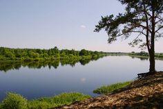 La Bérézina est une rivière de Biélorussie, l'affluant du Dniepr