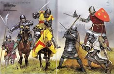 Last Stand of the Gotland Militia, Battle of Vistby, 1361
