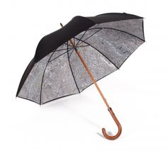 I would definitely want this London vintage map umbrella if I ever had £120.00 lying around.