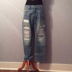 J. Crew Retail/Point Sur Shoreditch Selvedge Jean NWT J. Crew Jeans Straight Leg