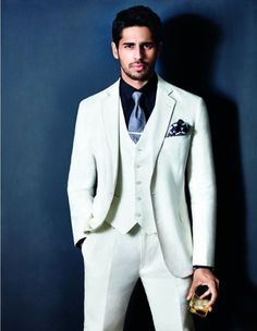 Indian actor Sidharth Malhotra...