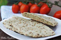 Chlebki, placki bezglutenowe - Biblia Smaków