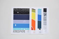 Brainstorm Earth Science Collection - Atmosphere, Earth, Ocean, Space Prints