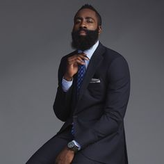 10 Ways to Make Your Beard Grow Faster Grow A Thicker Beard, Thick Beard, Sharp Dressed Man, Well Dressed Men, Moustaches, Beard Growing Tips, Black Men Beards, Beard Game, Beard Lover