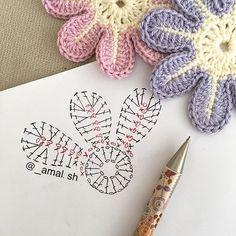 صبحكم الله بالخير والعافية  . İyi günler ✨ . Have a nice day my friends  . . . #art #crochet #crochetaddict #crochetlove #instacrochet #pattern #yarn #doily #cupcakes #pastel #design #morning #fashion #tutorial #diy #صباح_الخير #باترون #مفرش #كروشيه #craftsposure #craftastherapy_colorplanning #drawing #sketch #illustration #mywhitetable #ohwowyes #flatlay #onthetable #adore #craftastherapy