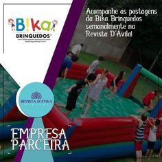 Acompanhe as matérias da nossa nova parceira Bika Brinquedos! http://ift.tt/1UOAUiP