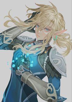The Legend Of Zelda, Resident Evil, Character Art, Character Design, Nintendo, Link Art, Zelda Breath, Breath Of The Wild, Anime Characters