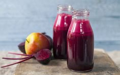 Beet juice combined with apples and spinach is quite the incredible health enhancer. Full of vitamins, minerals, and crucial phytonutrients, this is one juice you definitely don't want to miss making. Here are the 5 amazing health benefits it has to offer: 1. Lowers Blood Pressure According to research, drinking beetroot juice helps reduce high