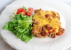 Creations by Kara: Mexican Lasagna Recipe