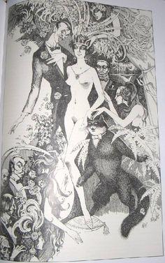 Иллюстрация 10 из 28 для Мастер и Маргарита - Михаил Булгаков | Лабиринт - книги. Источник: Читательница The Master & Margarita?