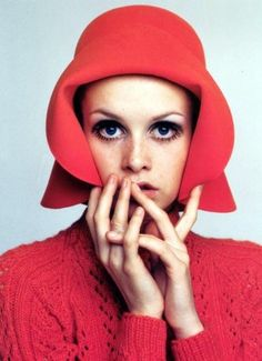 Twiggy, another inspiration