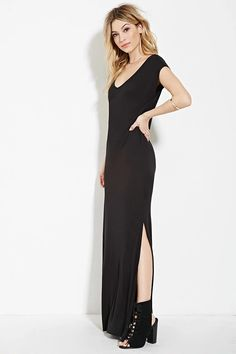 V-Cut Maxi Dress  spring Festival Style, Festival Fashion, Jumpsuit Dress, 8647b14e63
