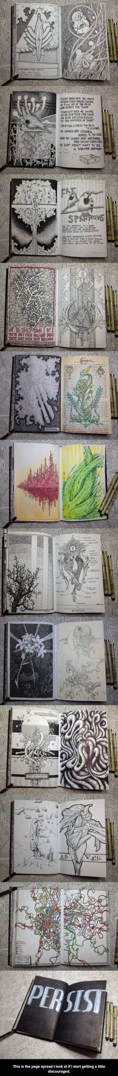 Drawing book *^* my dream